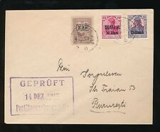Military, War Cover European Stamps