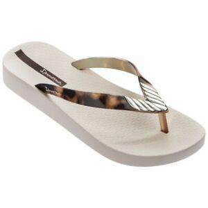 Ipanema Ladies Elegance Soft Ivory Flip Flops ( New Season)