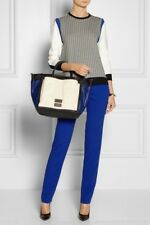 ITEM SOLD OUT See By Chloé Nellie color-block leather tote  $595 🖤🍨💙