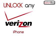 FACTORY UNLOCK SERVICE FOR VERIZON iPhone 4S 5 5C 5S Fast
