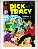 Dick Tracy 141 VG+ (4.5) 8/60 Harvey Comics! Giant Squarebound issue!