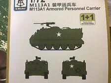 1/72 Vietnam War M113 Troop Carrior kit 2 in a box kits