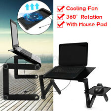 New listing 360° Foldable Laptop Table Stand Laptop Sofa Bed Tray Notebook Computer Desk