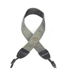 Camera Shoulder Neck Strap Belt for Nikon Sony SLR DSLR Stripe Black LW