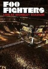 """Foo Fighters """"Live From Wembley"""" DVD NUOVO"""