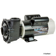 """2 HP HydroMaster Hot Tub Spa Pump 2"""" in/out 48-Frame 2-Speed 220-240V LX Motor"""