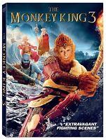 The Monkey King 3 -Hong Kong , Kung Fu Martial Arts Action movie - NEW DVD