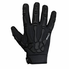Exalt Death Grip Gloves Full Finger Black - X-Large - Paintball