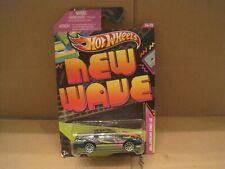 hot wheels hw jukebox new wave delorean dmc-12 NIP 1/64 scale