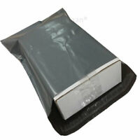 STRONG LARGE GREY MAILING BAGS EXTRA LARGE PLASTIC POSTAGE POLY POSTAL SELF SEAL