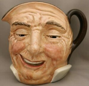 "Royal Doulton Character Jug - *********""Farmer John"" - D5788********* - 'A' Mark"