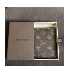 Louis Vuitton Monogram Card/ID Holder (with Box)