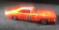 ERTL DUKES OF HAZZARD 1969 DODGE CHARGER GENERAL LEE 1/64