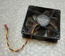 Dell Inspiron 3847 Estuche Ventilador de refrigeración 3-Pin 3-Wire X755M 0X755M EE92251S3-D020-C99