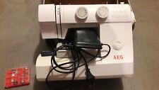 Nähmaschine von AEG - gebraucht, aber wie neu -