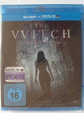 The Witch - Hexen, Aberglaube, Verdammnis, Verbannung, New England Horror Psycho