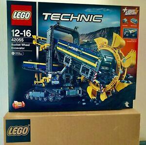 LEGO® Technic 42055, NEU, original verpackt und versiegelt
