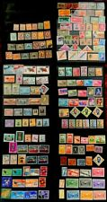 F2/8 Haiti Stamps 175+ MNH/HOG A Great Coll
