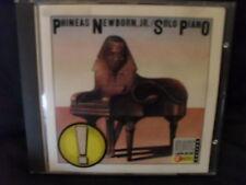 Phineas Newborn Jr. – Solo Piano