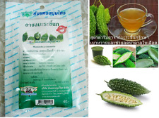 20 Healthy Tea Bags MOMORDICA CHARANTIA Bitter Melon For Antipyretic & Appetizer
