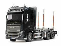 Tamiya RC 1/14 Volvo FH16 Globetrotter 750 6x4 Timber Truck # 56360