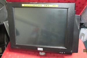 Wincor Nixdorf BA72A-2-LC-display/r-touch M Touchscreen BLACK
