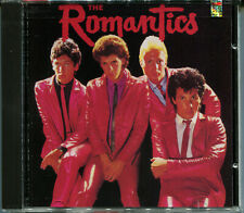 "THE ROMANTICS ""Same"" CD, Not Remasterd No Bonus, Neu!"
