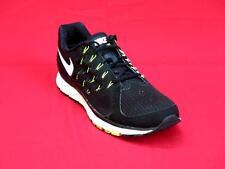 Nike Vomero 9 Men Black & White Fabric Walking Sneakers Size 15-M