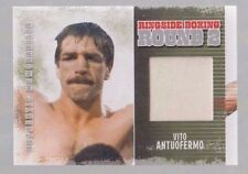 Vito Antuofermo 2011 Ringside Boxing 2 Trunks Silver Version /78 AM-49 #Z582