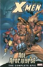 X-Men Complete Age of Apocalypse Epic Bk 1 Marvel Comics New TPB Trade Paperback