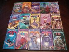 Complete set of Del Rey 15 Thompson Oz books ~ Wizard of oz ~ Frank Baum