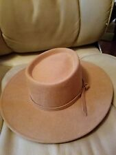 Evelyn Varon Exclusive Felt Hat