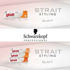 schwarzkopf glatt Strait Styling Straightener cream 0 Naturally curly frizzy