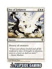 4x Day of Judgment (Zendikar) SP or Better Mtg ~Flipside2~