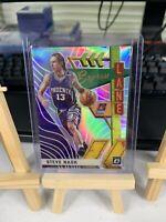 2019-20 Panini Optic NBA Steve Nash Express Lane Silver Holo Prizm Suns