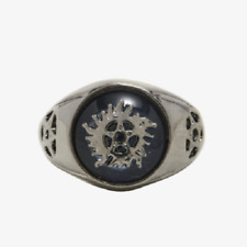 SUPERNATURAL JOIN THE HUNT ANTI-POSSESSION SYMBOL OFFICIAL MOOD RING SIZE 7