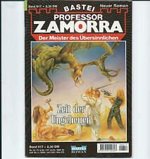 Bastei: Professor Zamorra Nr. 617 Zeit der Ungeheuer - Sehr Gut