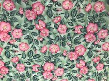 State Flower Fabric Iowa Wild Rose Northcott Suzan Ellis Sold By The Yard