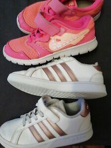 2 Paar Schuhe Adidas und Nike 30