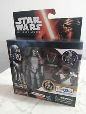 Star Wars The Force Awakens Action Figure Captain Phasma Armor Up