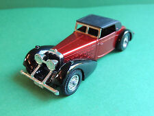 Matchbox Lesney Models of Yesteryear N°Y-17 1938 Hispano-suiza voiture / car