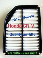 HONDA CRV 2012-14 CR-V High Quality Engine Air Filter 6274 + Free Fast Shipping