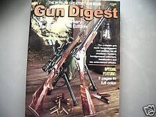 GUN DIGEST 38TH ANNIVERSARY 1984 DELUXE EDITION