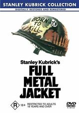 Full Metal Jacket (DVD, 2001) Stanley Kubrick Collection - Free Post!