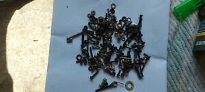 KYOSHO MAD FORCE ARMOUR SCREWS NUTS WASHERS BOLTS FIXINGS ETC JOB LOT