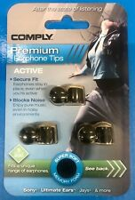 Comply Premium Earphone Tips - Active S-200 Medium 3 Pack