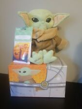 Scentsy Buddy Star Wars!! The Child Yoda and  Mandalorian scent pack Sold Out