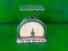 Antique English Sterling Silver Novelty Postal Scales Levi Salaman