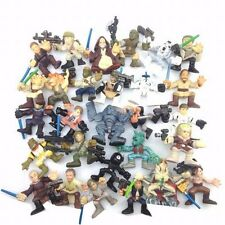 Random 10Pcs Star Wars Galactic Heroes Collection 2.5'' Action FIGURE Boy Gift