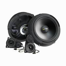 für VW T5 Bus Pritsche  20cm 3-Wege Auto Lautsprecher Komponenten System Compo